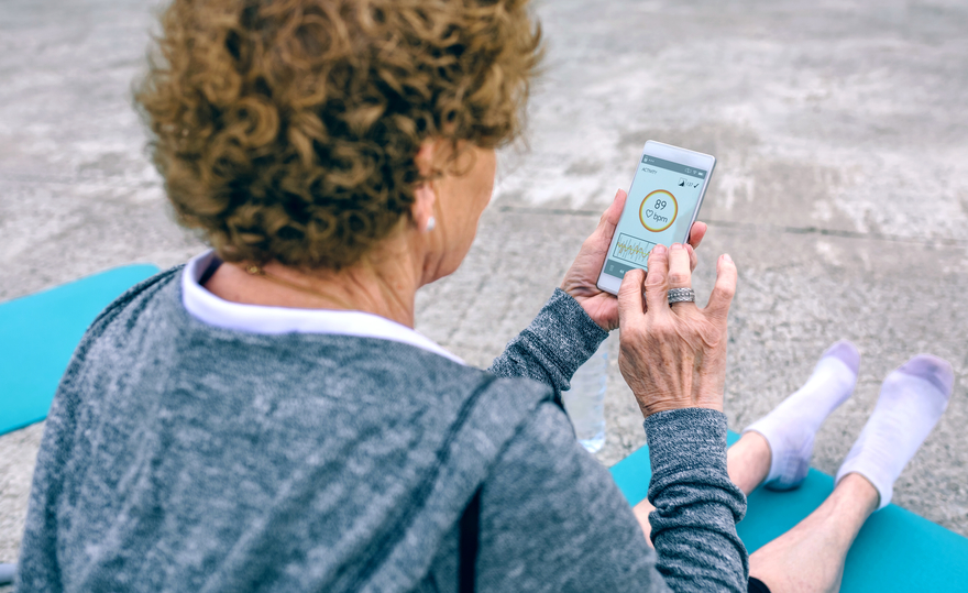Home-training app can help manage COPD symptoms
