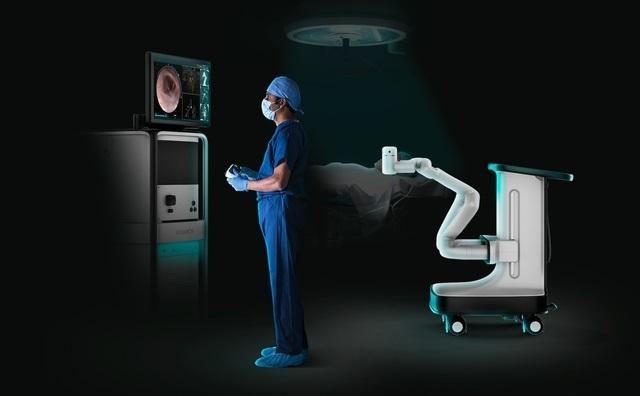 J&J buys robotic surgery company for $3.4B