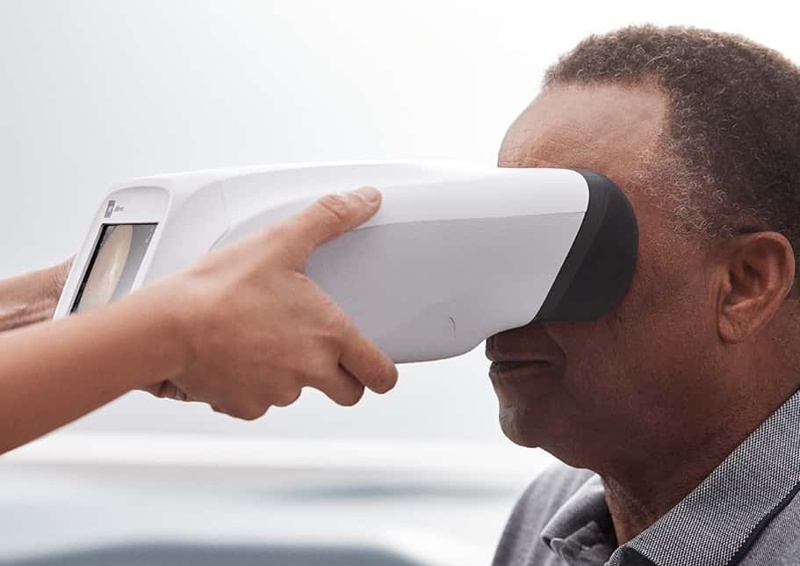 New handheld telehealth eye camera diabetic retinopathy screening