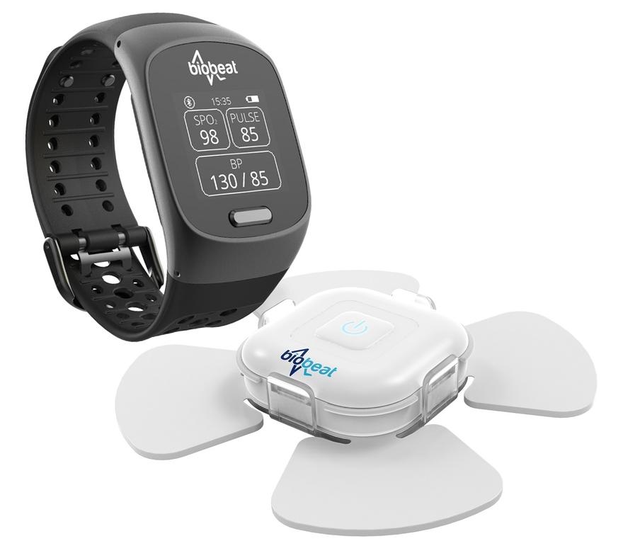 FDA clears 'cuffless' BP tracking smartwatch