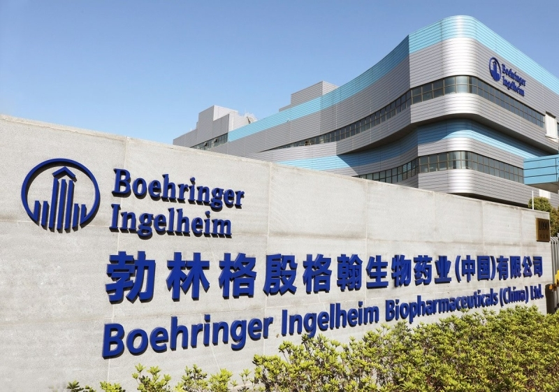 Boehringer creates Shanghai hub to connect with Chinese R&D groups
