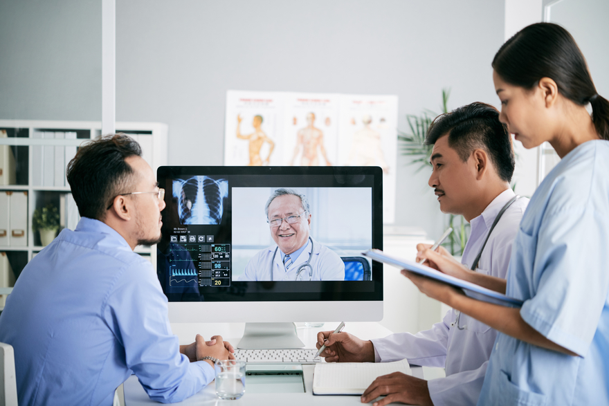 EHR integration is next looming challenge for telehealth vendors