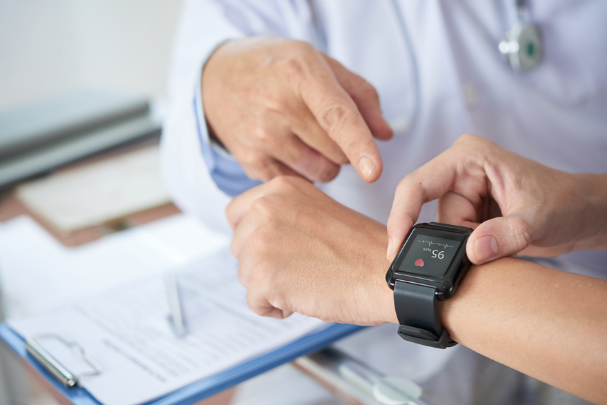More wearables shift from fitness to clinical use