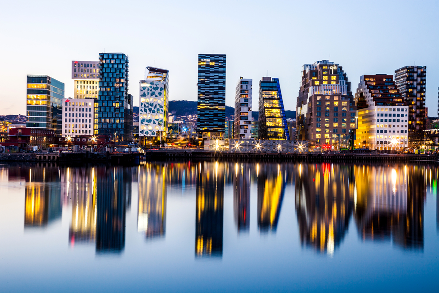 Ericsson helps Telia turn on 5G in Norway