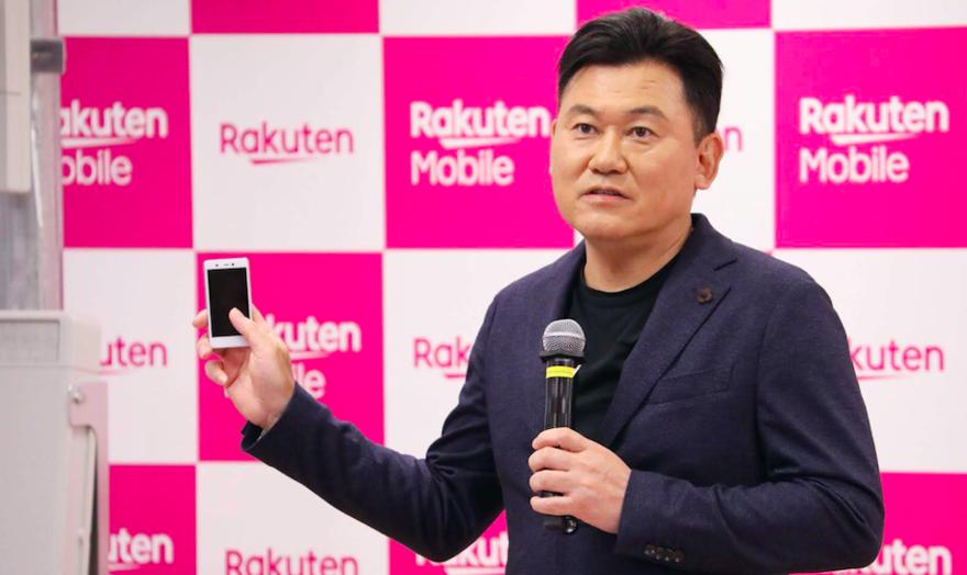 Rakuten and NEC take on global telecom vendors with 5G core