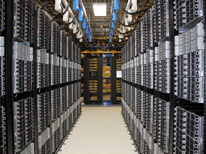 Data Center Chips Carve Out $15.64 Billion Market Share