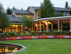 Cedarbrook Lodge Seattle