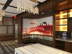 Réalisations Inc. designs interactive wall at Renaissance New York Midtown Hotel New York
