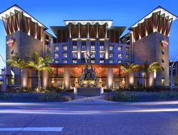 Hard Rock's Singapore hotel.
