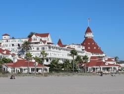 Hotel del Coronado, San Diego.