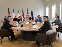 UK Prime Minister G5