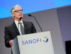 Sanofi CEO Brandicourt