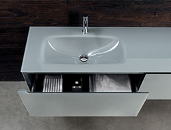Edge bathroom furniture collection