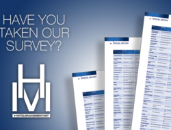 HOTEL MANAGEMENT survey