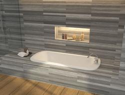 Ziva bathtub