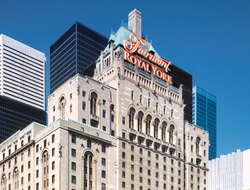 Picture of the Fairmont Royal York Hotel exterior