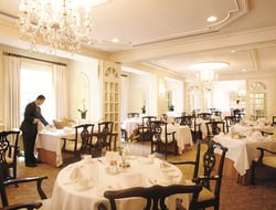 The Hay-Adams restaurant