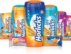 Horlicks nutritional drinks