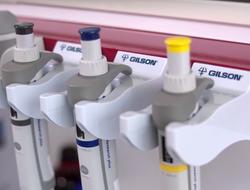 Medicine in vials