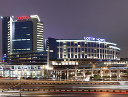 Lotte Hotel Moscow exterior