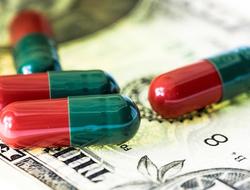 pills money