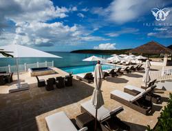 French Leave Resort, Bahamas, rendering