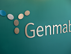 Genmab logo