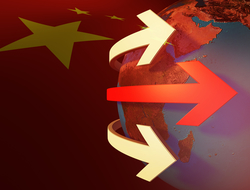 China investment overseas is high