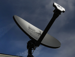 DirecTV dish