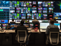 Akamai's Broadcast Operations Control Center