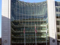 SEC office in  in Washington, D.C.
