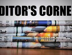 Editor's corner