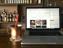 Wi-Fi in cafe