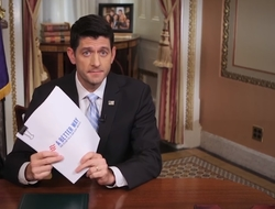 Paul Ryan holding up ACA alternative plan