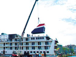 American Cruise Lines New Cruise Ship Construction
