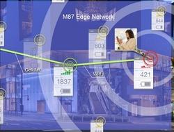 M87 graphic