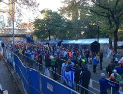 NY Marathon (Parallel Wireless)