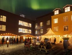 Canopy by Hilton Reykjavik City Centre Christmas Market