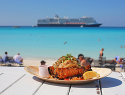 Lobster Shack Half Moon Cay