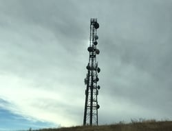 wireless cell tower