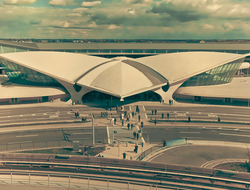 TWA Terminal at New York JFK Airport