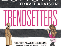 Luxury Travel Advisor Cover