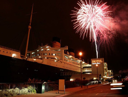 Queen Mary New Year's Eve Party