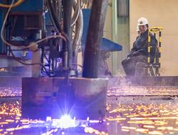 Crystal Debussy Steel Cutting