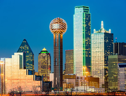 Dallas (Ultima_Gaina/ iStock / Getty Images Plus/Getty Images)