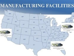 Dendreon manufacturing sites