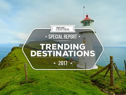 Trending Destinations 2017 Cover Image