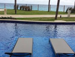 A Swim-Up Suite at the Hyatt Ziva Cancun