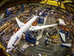 Boeing factory (Boeing)
