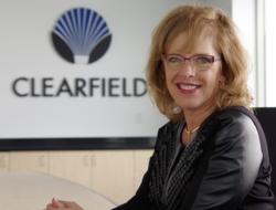 Cheri Beranek, CEO of Clearfield